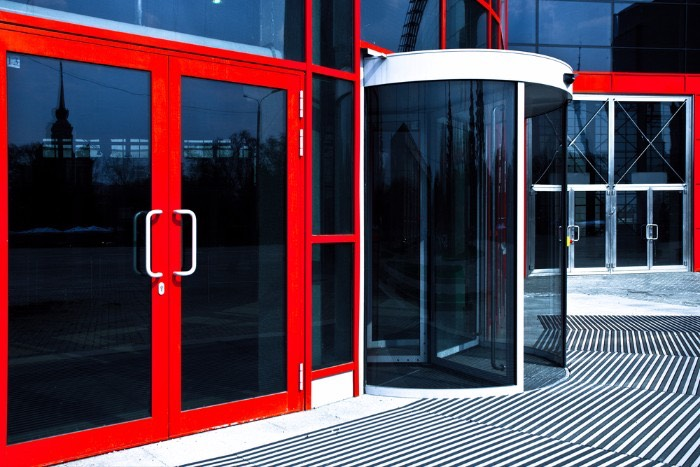 Aluminium Doors Quote Brandon