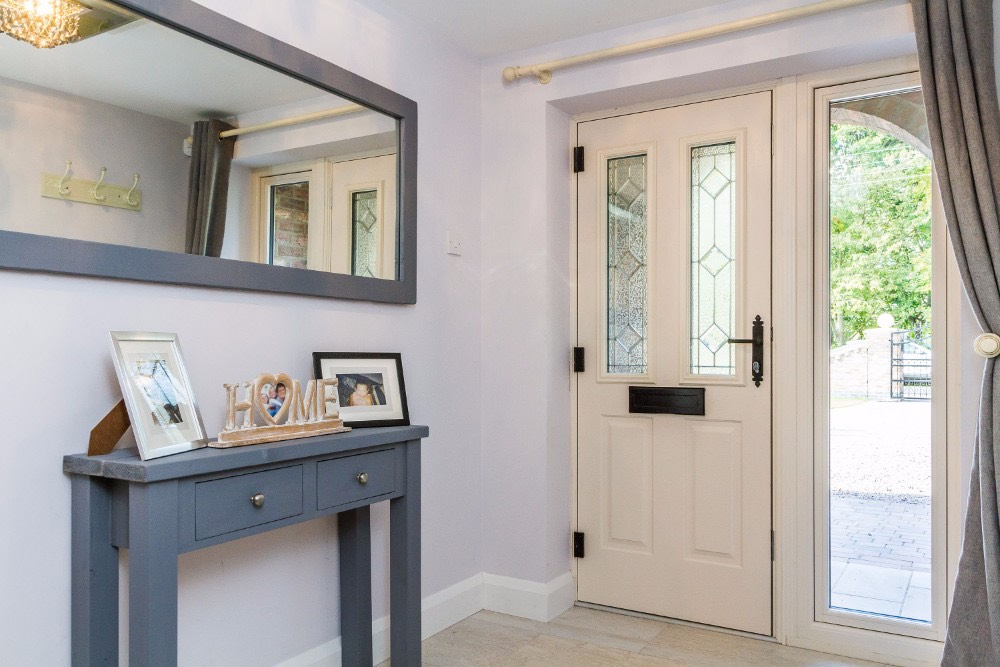 uPVC Residential Doors Quote Thetford