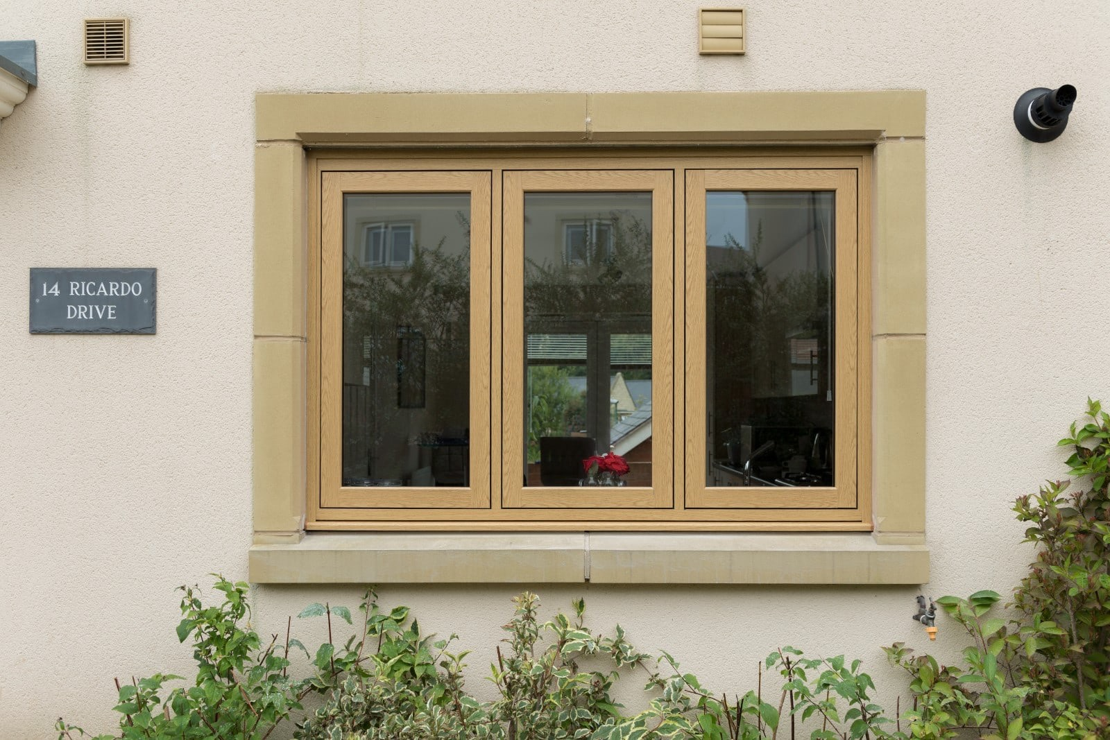 Flush Fit Windows : Upvc flush casement windows thetford