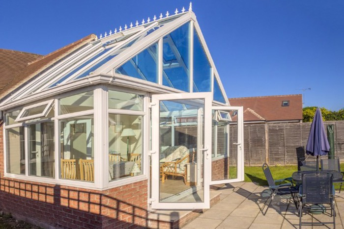 Gable End Conservatory Quote Brandon