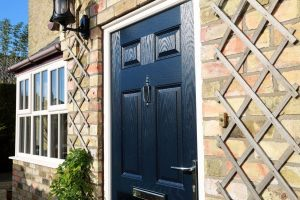 uPVC Residential Doors Brandon